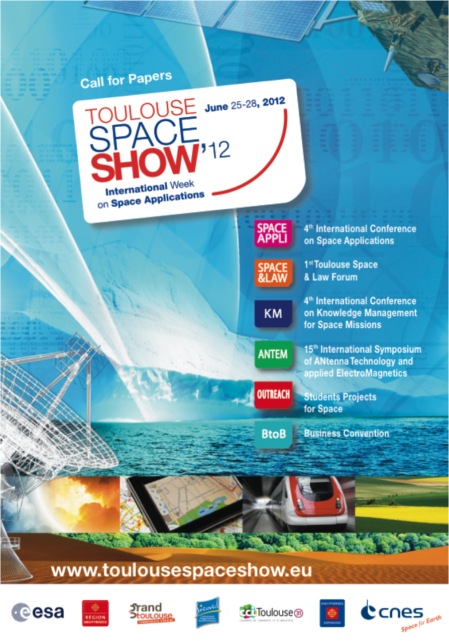 Toulouse Space Show 2012