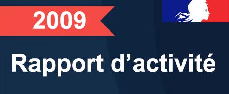Rapport d'activité 2009 (French)