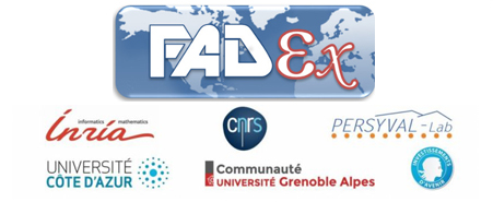French-American Doctoral Exchange Seminar (FADEx) 2018 : Intelligence Artificielle