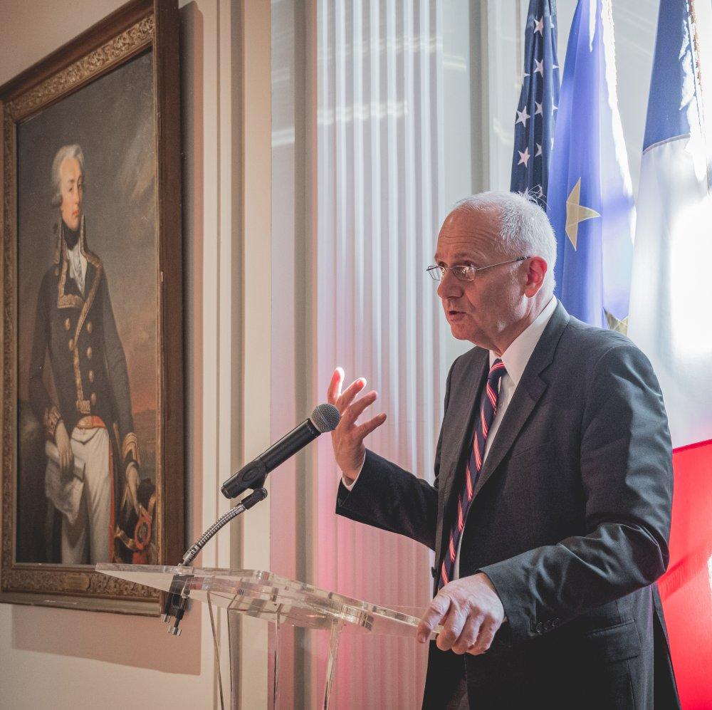 Coopération spatiale entre la France et les États-Unis – Vœux du CNES à la communauté spatiale américaine