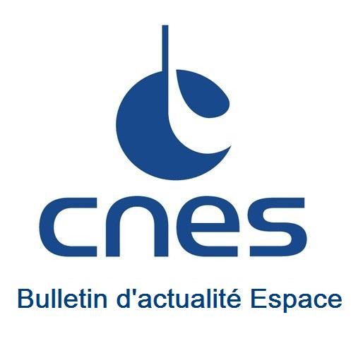Bulletin d'actualité Espace n°20-15