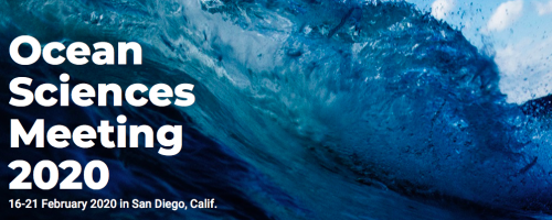 A look back at the Ocean Sciences Meeting 2020 in San Diego (February 16-21)