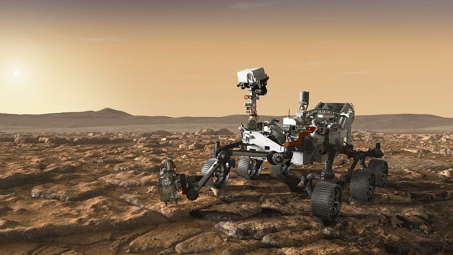 Le rover Perseverance prêt à décoller vers Mars