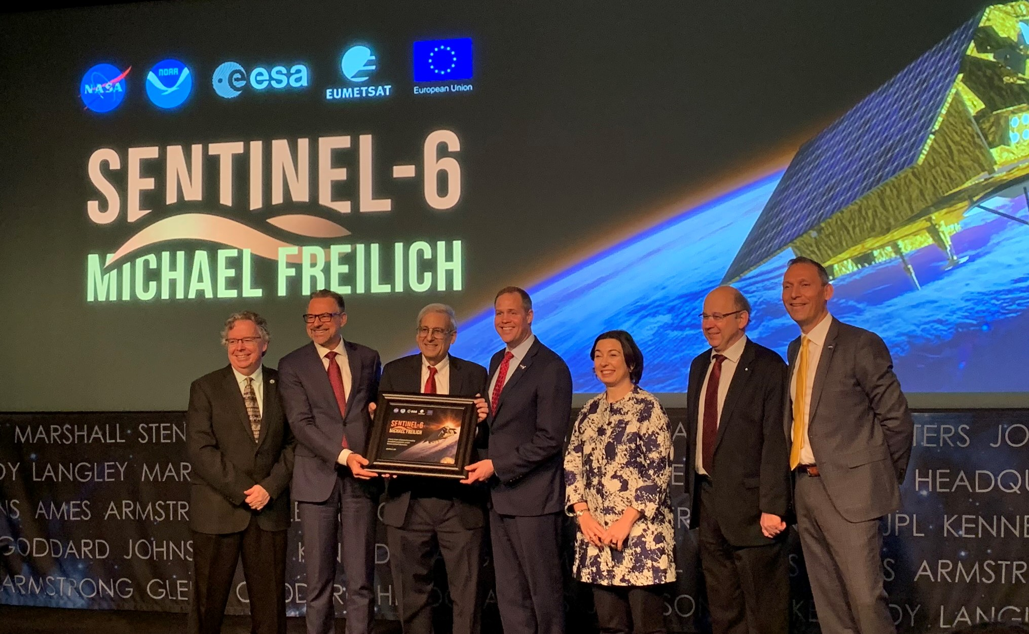 CNES pays tribute to Dr. Michael Freilich, former Director of NASA's Earth Science division
