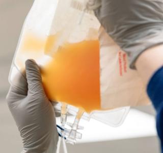 La Food and Drug Administration délivre une autorisation d'utilisation d'urgence pour le plasma de convalescent.