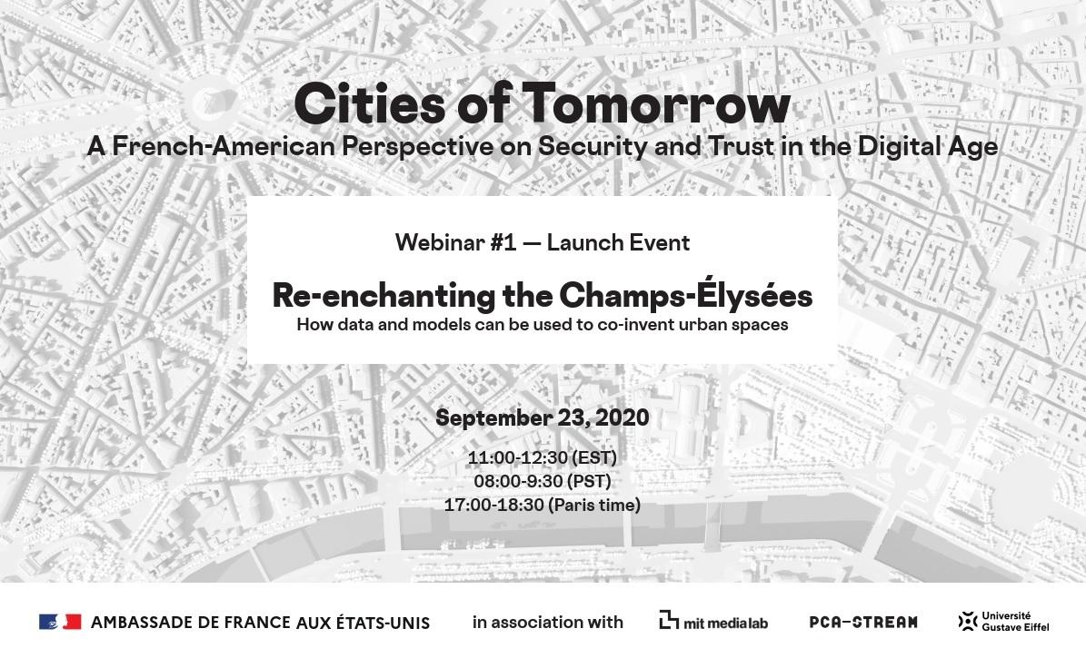 23 septembre : Villes de demain – Territoires de confiance