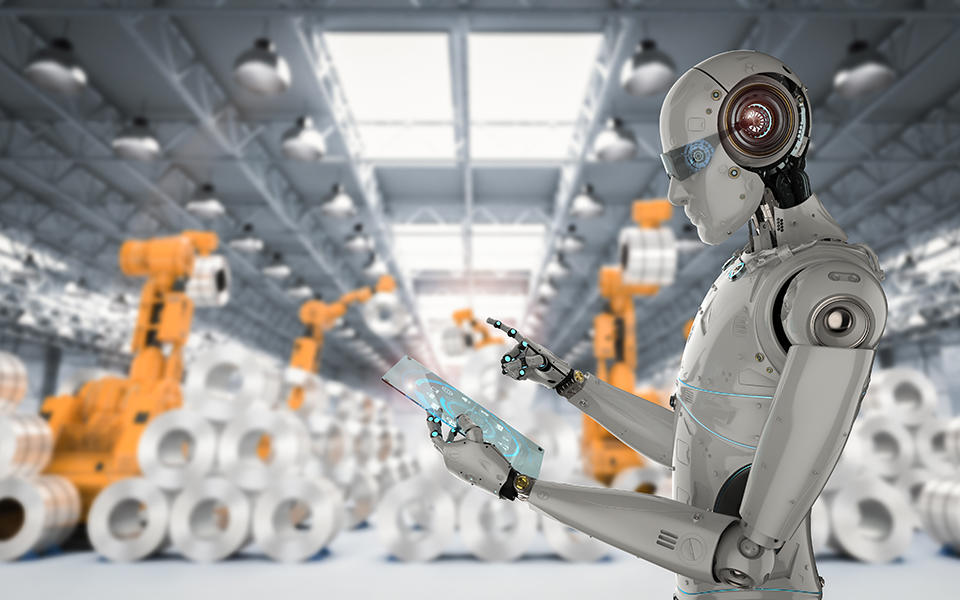 Robots IA