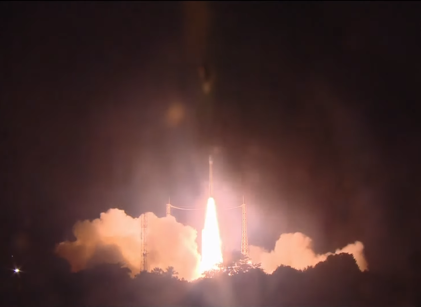 Vega completes 16th successful flight, orbits 53 satellites