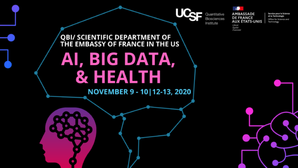 From 9 to 13 November : Virtual Event French American Innovation Day : AI Big data and Health