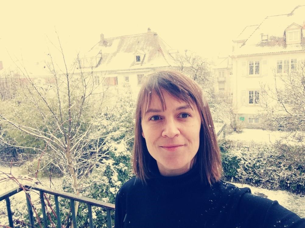 Joana Guerrin, chercheuse INRAE en politiques de gestion des risques liés à l'eau, témoigne sur son parcours international et ses collaborations avec UC Berkeley