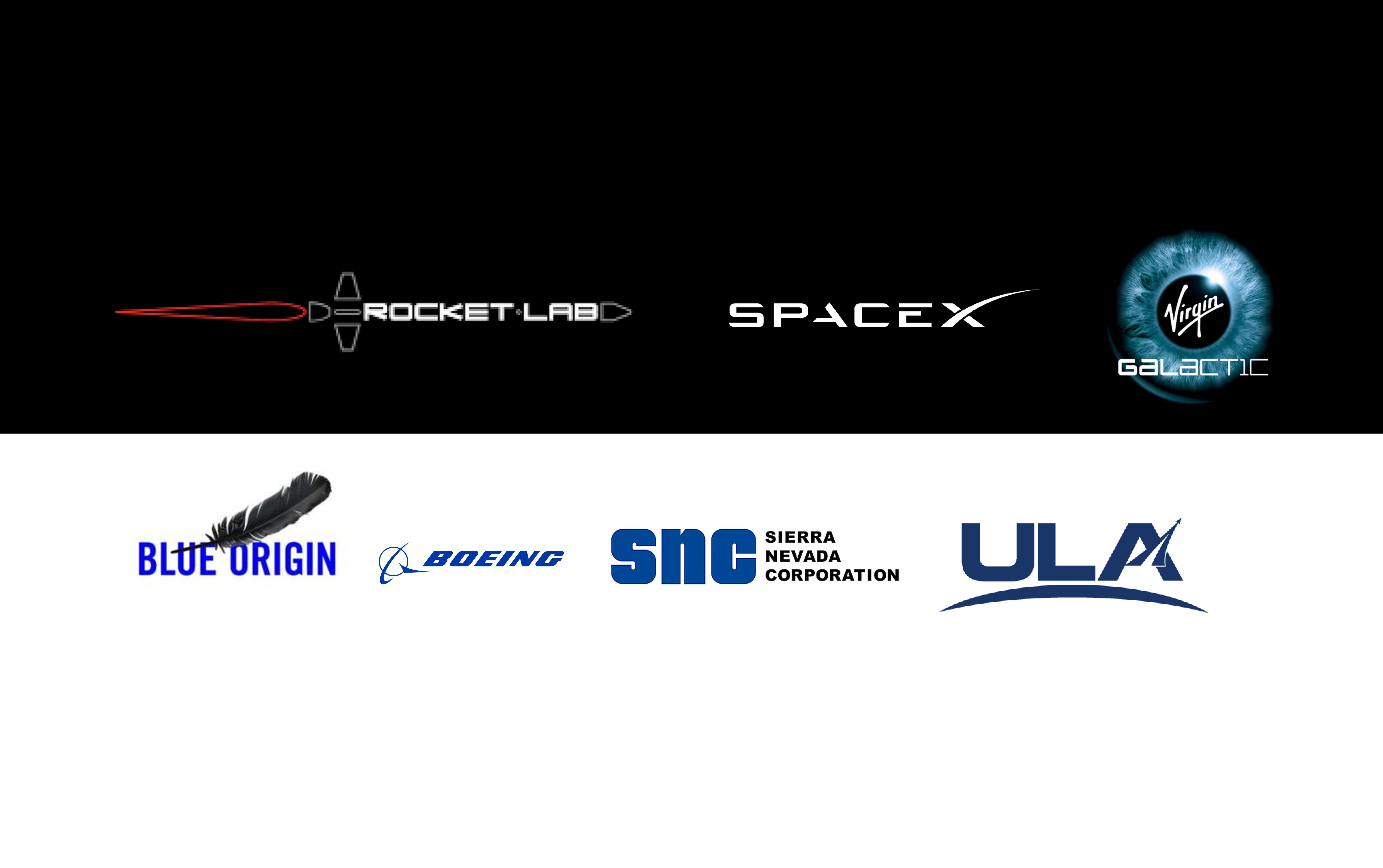 Les lanceurs réutilisables américains au 1er mars 2021