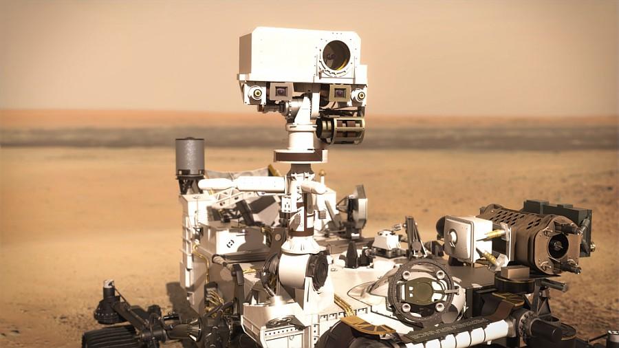 Un premier bilan de santé excellent pour l'instrument SuperCam à la surface de Mars