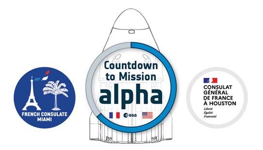 [Alpha] Rendez-vous le 13 avril pour un webinaire exceptionnel sur la coopération spatiale internationale