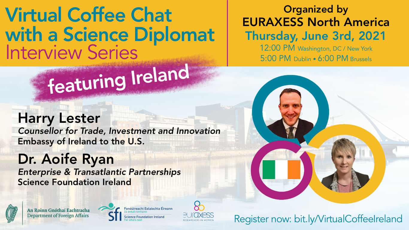 5th edition Virtual Coffee Chat on June 3rd