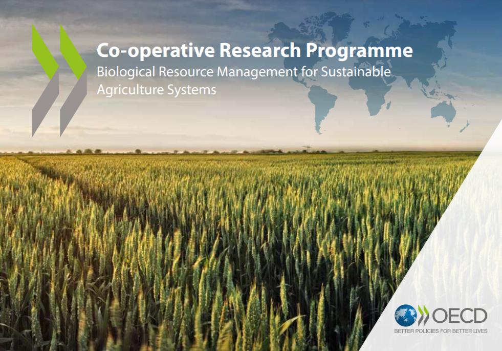 Appel à candidatures 2022 de l'OCDE dans le cadre du Programme de Recherche en Collaboration sur les Systèmes agricoles et alimentaires durables