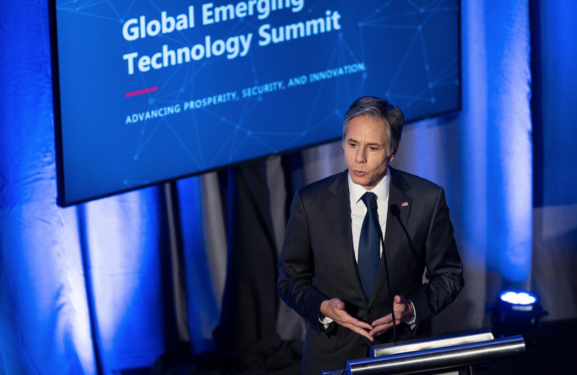 Retour sur le Global Emerging Technology Summit organisé le 13 juillet par la NSCAI