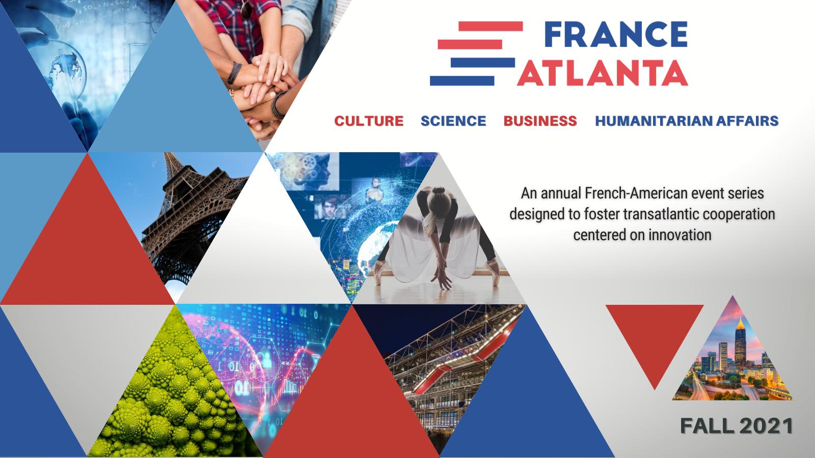 France-Atlanta – Echanges sur la coopération entre la France et le Sud-Est américain