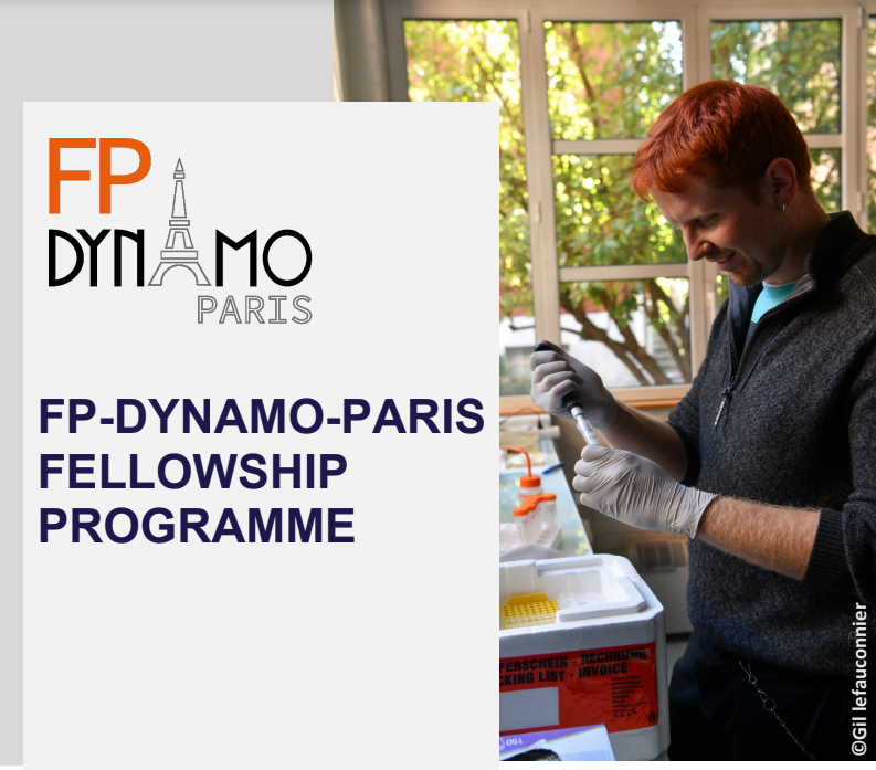 Deadline November 17 th, Post-doctoral positions available in Paris.