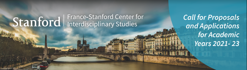 Deadline on March 1st 2022 : Mission of the France-Stanford Center